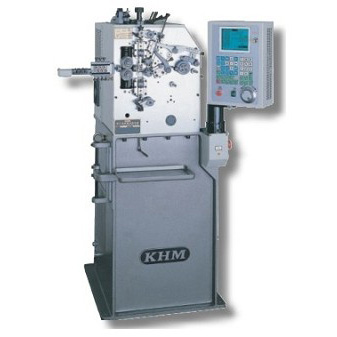 2 AXIS CNC COMPRESSION COILING MACHINE