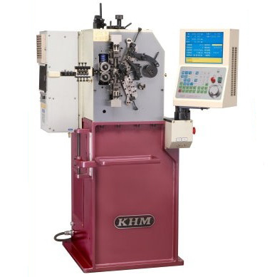 4/5 AXIS CNC COMPRESSION COILING MACHINE