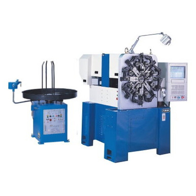 CNC SPRING MAKING MACHINE