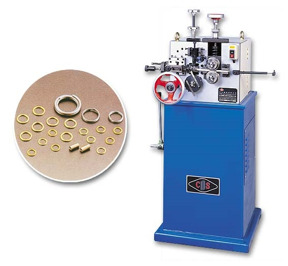 Ring Making Machine(CS-R22) - Spring Central Ind Co , Ltd
